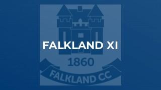 Sunday XI off to a winning start.