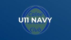 U11 Navy