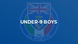 Under-9 Boys