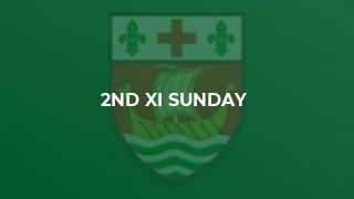 2nd XI Sunday