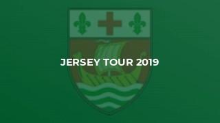 Jersey Tour 2019