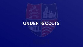 Under 16 Colts