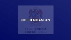 Cheltenham U17