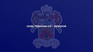 Cheltenham CC - Indoor