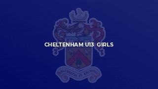 Cheltenham U13  Girls