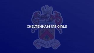 Cheltenham U15 Girls