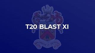 T20 Blast XI