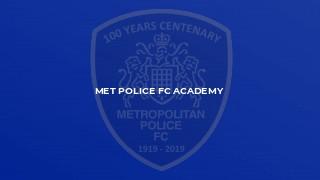 Met Police FC Academy