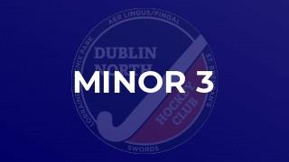 Minor 3