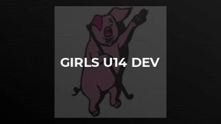 Girls U14 Dev