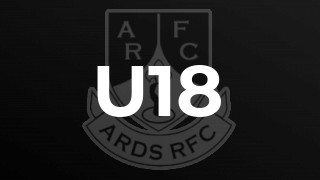 U18s lose out at Gibson Park
