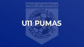 U11 Pumas