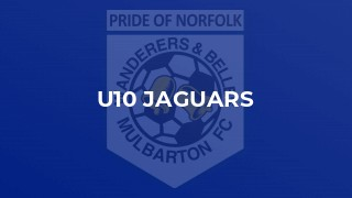 U10 Jaguars
