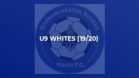 U9 Whites (19/20)