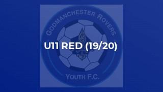 U11 Red (19/20)
