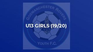 U13 Girls (19/20)