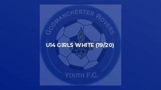 U14 Girls White (19/20)