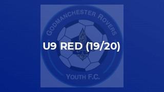 U9 Red (19/20)