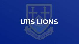 u11s Lions