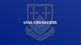 u14s Crusaders