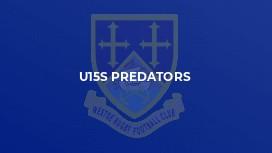 u15s Predators