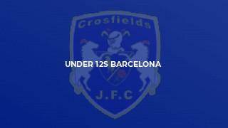 Under 12s Barcelona
