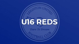 U16 Reds