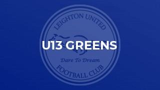 U13 Greens