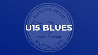 U15 Blues