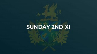Sunday 2nd XI