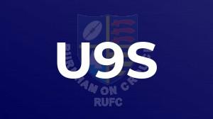 Burnham U9's just keep on going