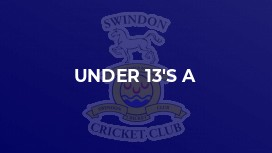 Under 13's A
