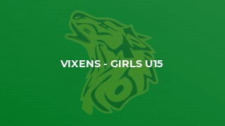 Vixens - Girls U15