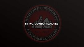 MRFC-Junior ladies