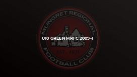 U10 Green MRFC 2009-1