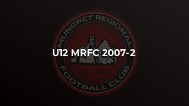 U12 MRFC 2007-2