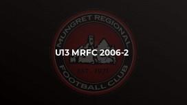 U13 MRFC 2006-2