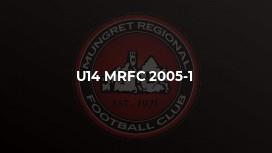 U14 MRFC 2005-1