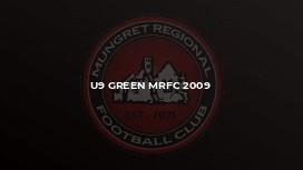 U9 GREEN MRFC 2009