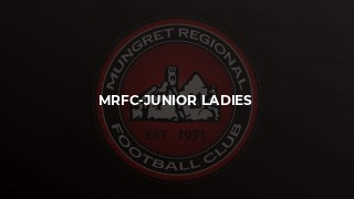 MRFC-Junior ladies