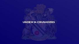 Under 14 Crusaders