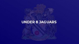 Under 8 Jaguars