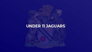 Under 11 Jaguars