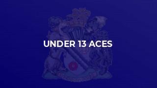 Under 13 Aces