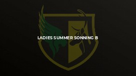 Ladies Summer Sonning B