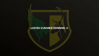 Ladies Summer Sonning A