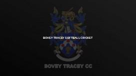 Bovey Tracey Softball Cricket
