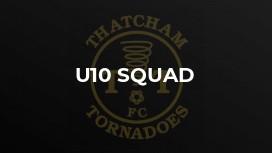U10 Squad