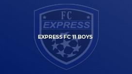 Express FC 11 Boys
