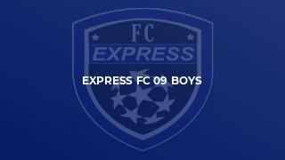 Express FC 09 Boys